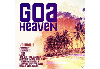 VARIOUS - Goa Heaven Vol.1 - (CD)