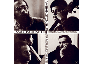 Lloyd Quartet Mcneill - Washington Suite (Remastered) - (LP + Download)