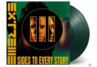 Extreme - III Sides To Every Story (LTD Moss Green Vinyl) - (Vinyl)