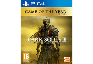 Dark Souls III - The Fire Fades Edition (GOTY) PS4