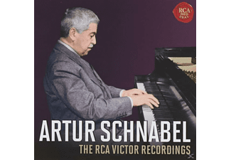 Artur Schnabel - The RCA Victor Recordings - (CD)