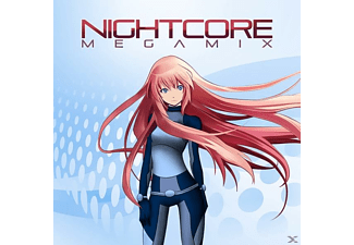 VARIOUS - Nightcore Megamix - (CD)