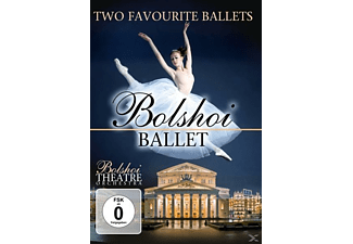 The Bolshoi Theatre Orchestra - Bolshoi-Ballet Two Favorites Ballets - (DVD)