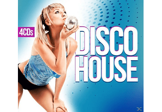 VARIOUS - Disco House - (CD)