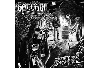 Saccage - Death Crust Satanique - (CD)