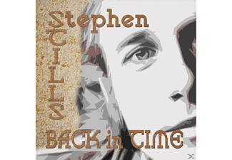Stephen Stills - Back In Time - (CD)