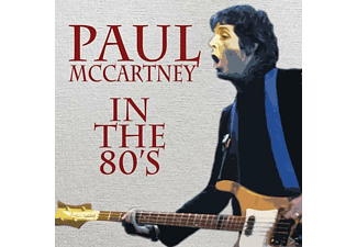 Paul McCartney - In The 80's - (CD)