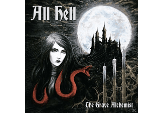 All Hell - The Grave Alchemist (Gold/Red/Splatter) - (Vinyl)