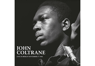 John Coltrane - Live In Berlin November 2nd 1963 - (Vinyl)