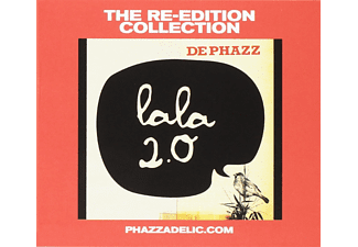 De Phazz - Lala 2.0 (Limited Edition) (CD)
