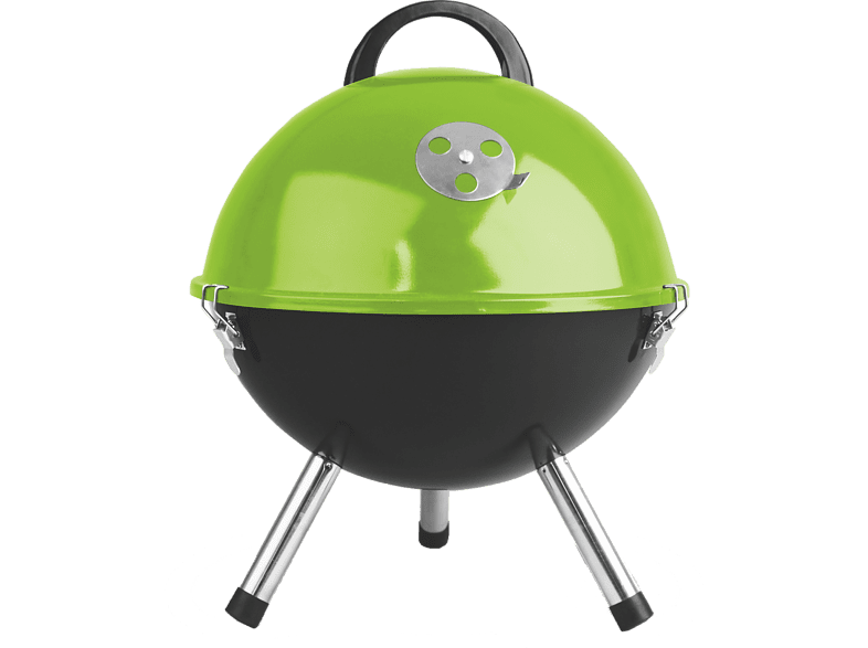 FIELDMANN Επιτραπέζια Ψησταριά Κάρβουνο 34 cm Πράσινο - (FZG 1000G) hobby   φωτογραφία barbeque ψησταριές bbq κάρβουνου είδη σπιτιού   μικροσυσκευές