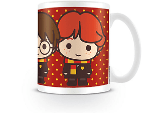 Harry Potter Tasse Kawaii Harra, Ron, Hermine