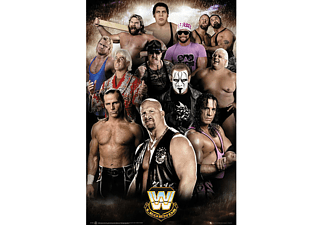 WWE Poster Legends