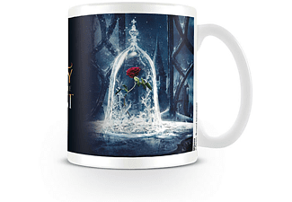 Beauty and the Beast Tasse Enchanted Rose