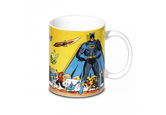 Batman Tasse Retro Comic