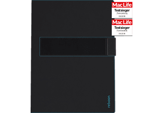 REBOON booncover XL, Bookcover, Universal, Schwarz