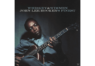 John Lee Hooker - Whiskey And Wimmen (LP) - (Vinyl)