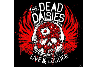 The Dead Daisies - Live & Louder - (LP + Bonus-CD)
