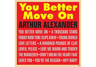 Arthur Alexander - You Better Move On - (CD)