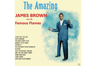 James Brown - The Amazing James Brown - (CD)