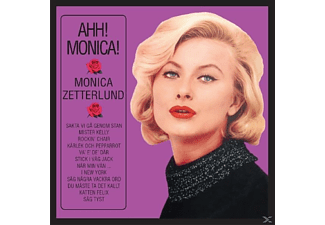 Monica Zetterlund - Ahh Monica - (CD)