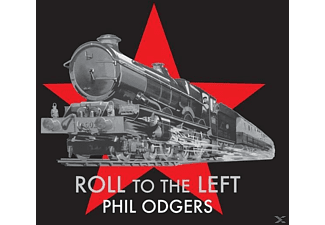 Phil Odgers - Roll To The Left - (CD)