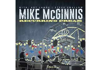 Mike McGinnis, Art Lande, Steve Swallow - Recurring Dream - (CD)