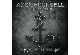 Axel Rudi Pell - Love's Holding On - (5 Zoll Single CD (2-Track))