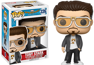 POP! Marvel: Spider-Man Homecoming Tony Stark