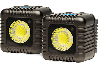 LUMECUBE Lume Cube 1500 Lumen Light (2-pack) - Grå