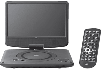 OK. OPD 910, Tragbarer DVD Player, 9 Zoll