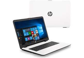HP 17-Y003NV Quad Core A6-7310 / 4GB / 1TB White - (W7X82EA)