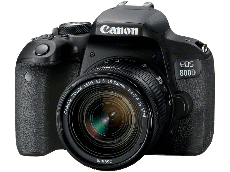 CANON EOS 800D με φακό 18-55mm IS hobby   φωτογραφία φωτογραφικές μηχανές dslr cameras