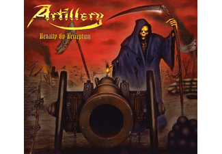Artillery - Penality By Perception - (CD)
