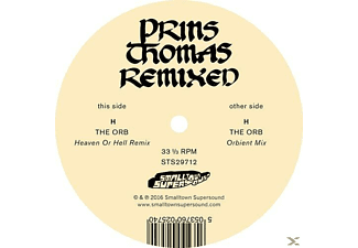 Prins Thomas - The Orb Remixes - (Vinyl)