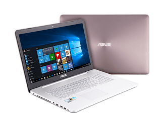 ASUS Vivobook Pro N752VX - GC104T Intel Core i7-6700HQ/16GB/1TB/ GeForce GTX 950M 4GB