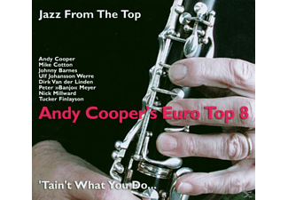 Andy's Euro Top 8 Cooper - Andy Cooper's Euro Top 8 - (CD)