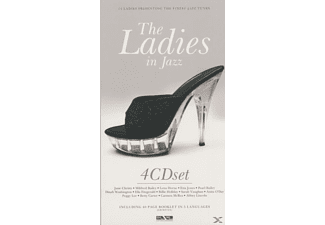 VARIOUS - The Ladies In Jazz (Various) - (CD)