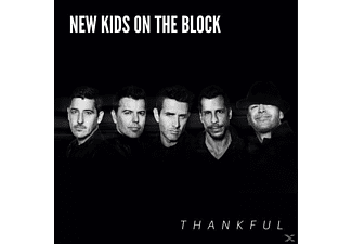 New Kids On The Block - Thankful (EP) - (CD)
