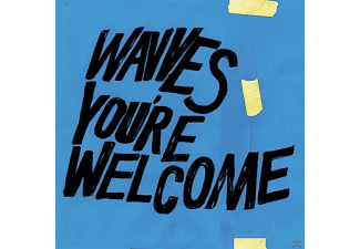 Wavves - You're Welcome - (CD)