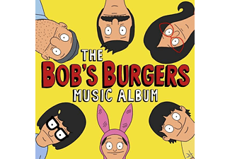 VARIOUS - The Bob's Burgers Music Album - (Vinyl)