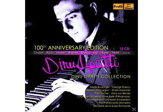 Dinu Lipatti - Dinu Lapatti Collection - (CD)