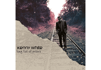 Kenny White - Long List Of Priors - (CD)