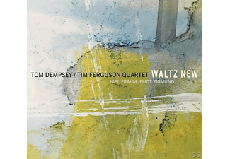 Tom Dempsey / Tim Ferguson Quartet - Waltz New - (CD)