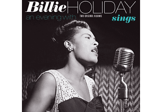 Billie Holiday - Sings/Evening With - (Vinyl)