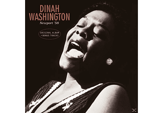 Dinah Washington - At Newport '58 - (Vinyl)