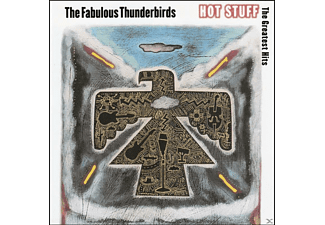 The Fabulous Thunderbirds - Hot Stuff-Greatest Hits - (CD)