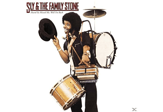 Sly & the Family Stone - Heard Ya Missed Me,Well I'm Back - (CD)