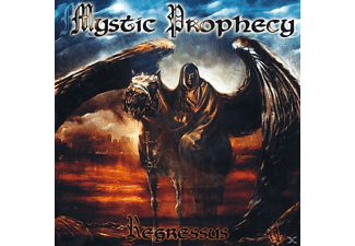 Mystic Prophecy - Regressus (Re-Release) - (CD)
