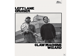 Left Lane Cruiser - Claw Machine Wizard - (CD)